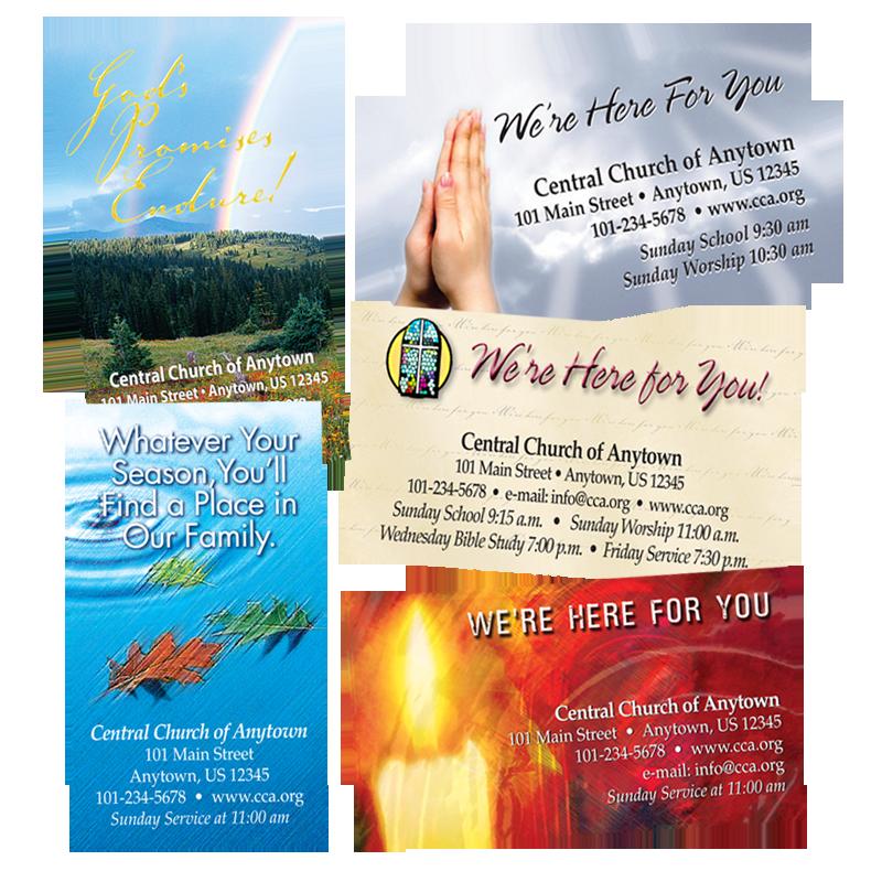 Church Business Card Magnets GrowthPartners International