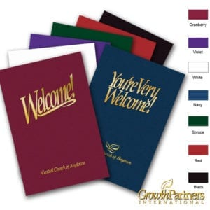 custom 6x9 you're very welcome folder colors