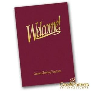 custom welcome folder
