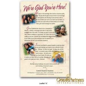 Leaflet A