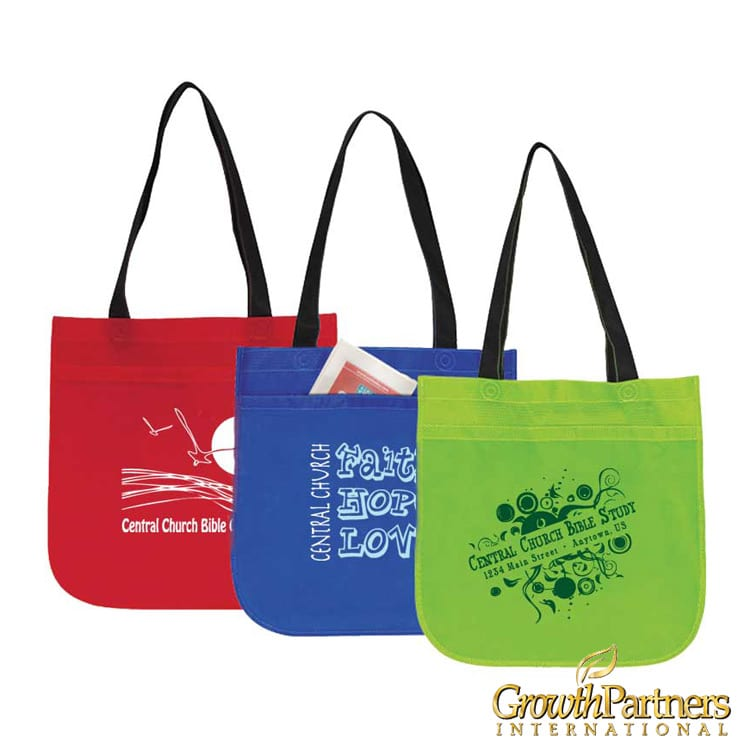 tote for church materials