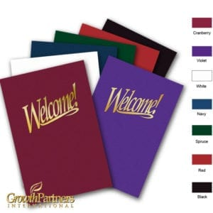 Welcome folder colors
