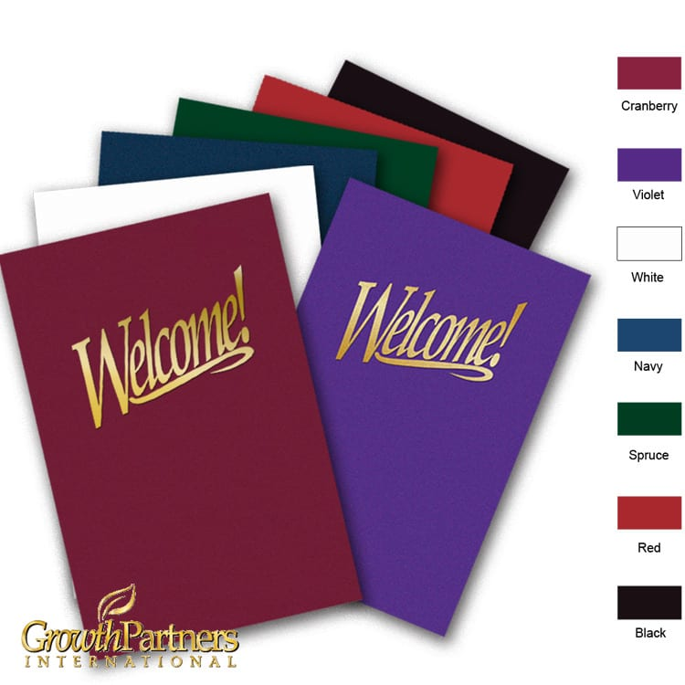 Church visitor welcome packets and folders outreach materials 69 welcome folder english thecheapjerseys Images
