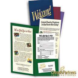Visitor Welcome Packets
